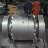 Q47N-300LB 10大口径锻钢球阀按需定制