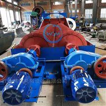 大型槽式双螺旋洗砂机