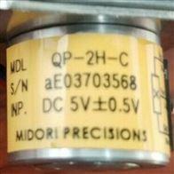 QP-2H,QP-2HC绿测器midori角度传感器QP-2H-C角度电位器