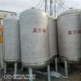 二手10吨不锈钢储罐回收厂家