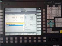 西门子系统802d停在启动界面不动维修