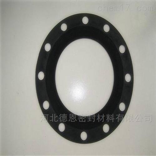 郴州市丁腈材质橡胶垫片法兰垫片厂家现货