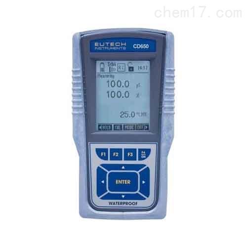 电导/TDS/电阻率/盐度/溶解氧多参数仪表