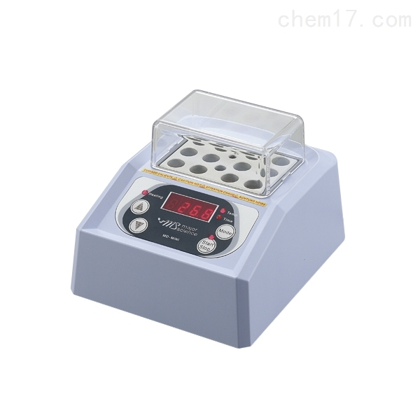 日本迷你型干式恒温器(珠浴・水浴器兼用)