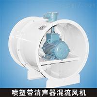 SWF(HL3-2A)-3.5混流風機低噪聲消防排煙加工工藝