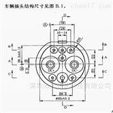 Sun-CB充電接口插拔力壽命溫升