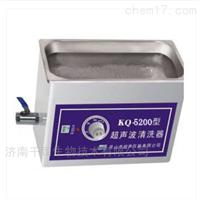 舒美KQ5200台式超声波清洗机净化消毒