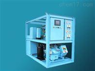 复叠式冷冻机