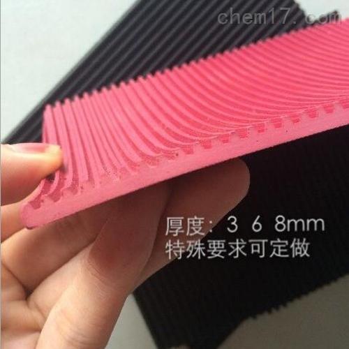 6mm红色绝缘胶垫