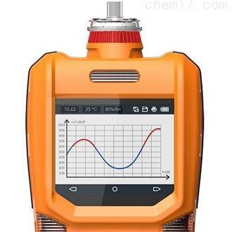 路博环保自产自销泵吸六合一多气体检测仪