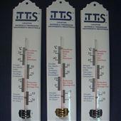 TCW-4搪瓷温度计