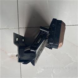 单杆双头滑触线集电器
