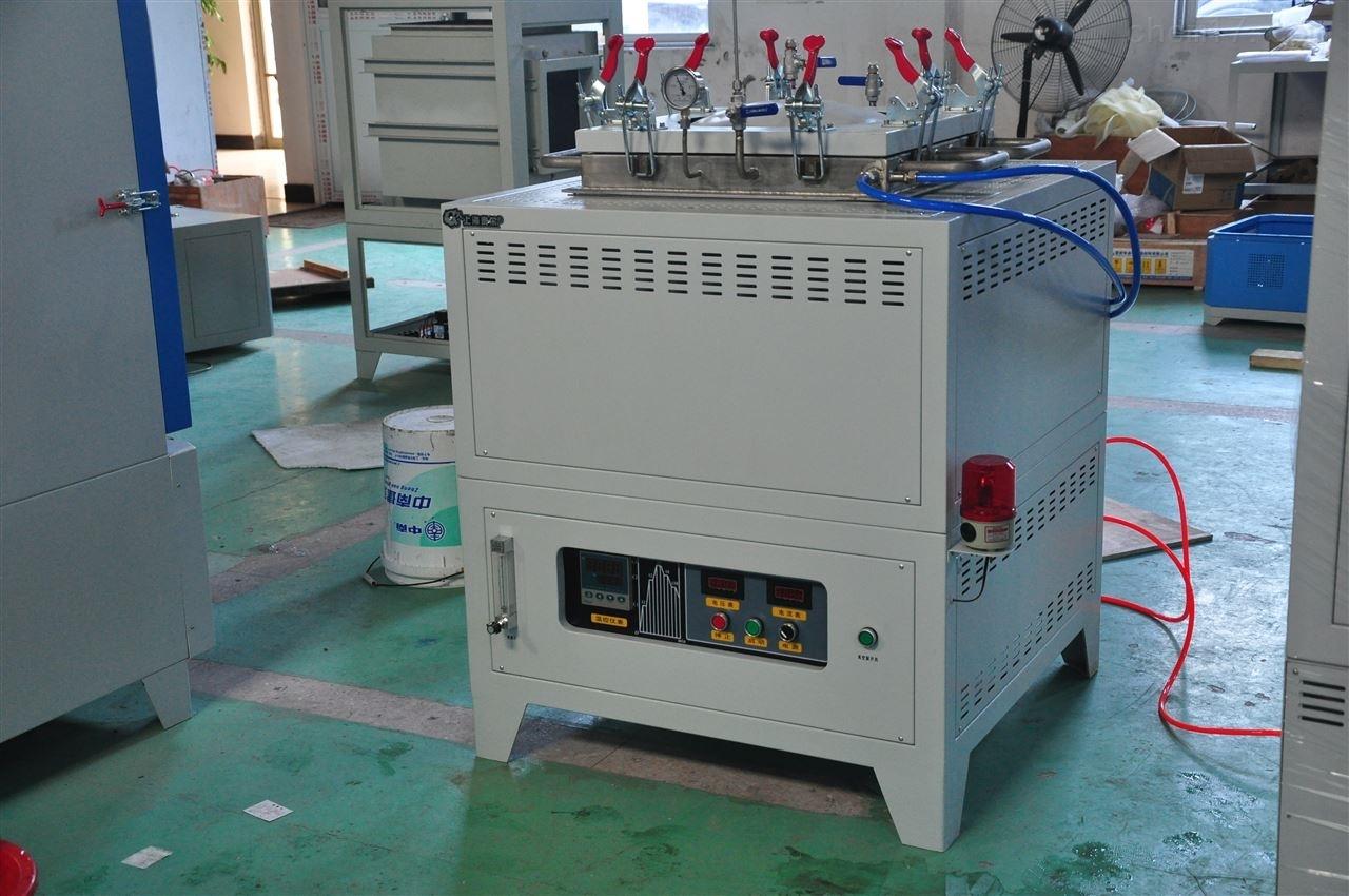 上海GR.TF系列 真空管式气氛炉 1400℃厂家