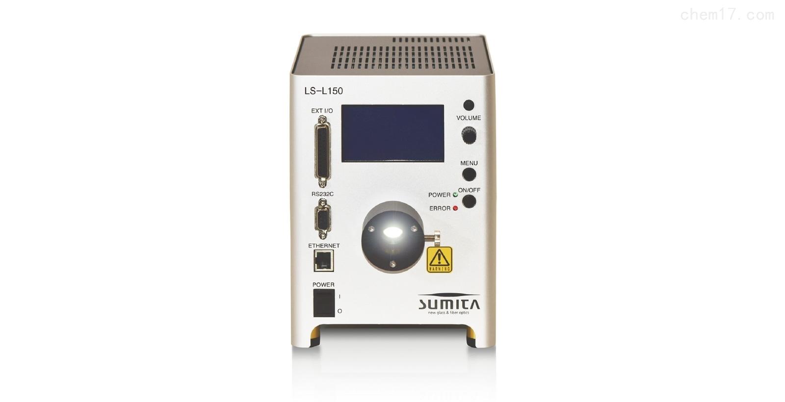 日本sumita住田光学LED光源LS-L150