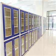 实验室药品柜定制安装