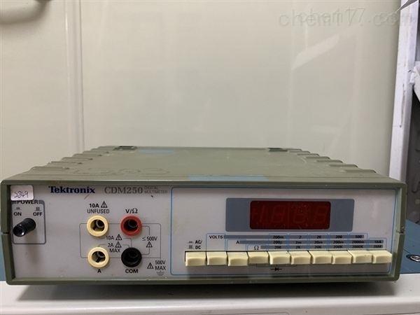 泰克 CDM250 数字万用表