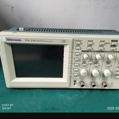泰克 TDS210 数字示波器