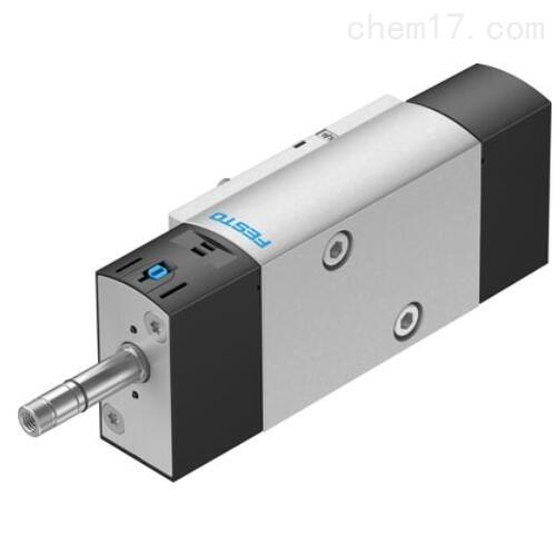 德国FESTO单电控五通电磁阀技术