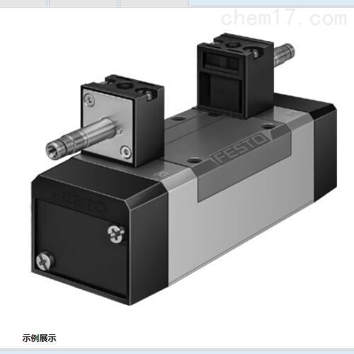 VMPA14-M1H-J-PI德国FESTO电磁阀功能选择