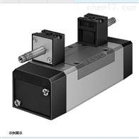 573717VMPA14-M1H-J-PI德国FESTO电磁阀功能选择