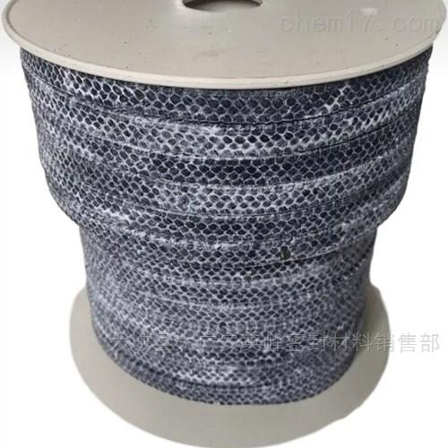 耐磨碳素纤维盘根   应用范围广泛