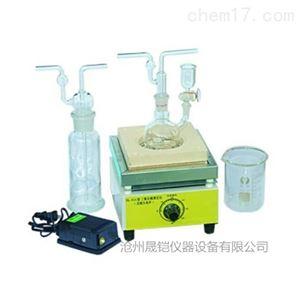 三氧化硫测定仪 水泥定硫试验仪