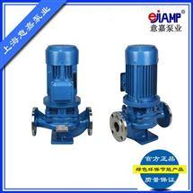 IHG150-315耐腐蚀不锈钢立式管道泵
