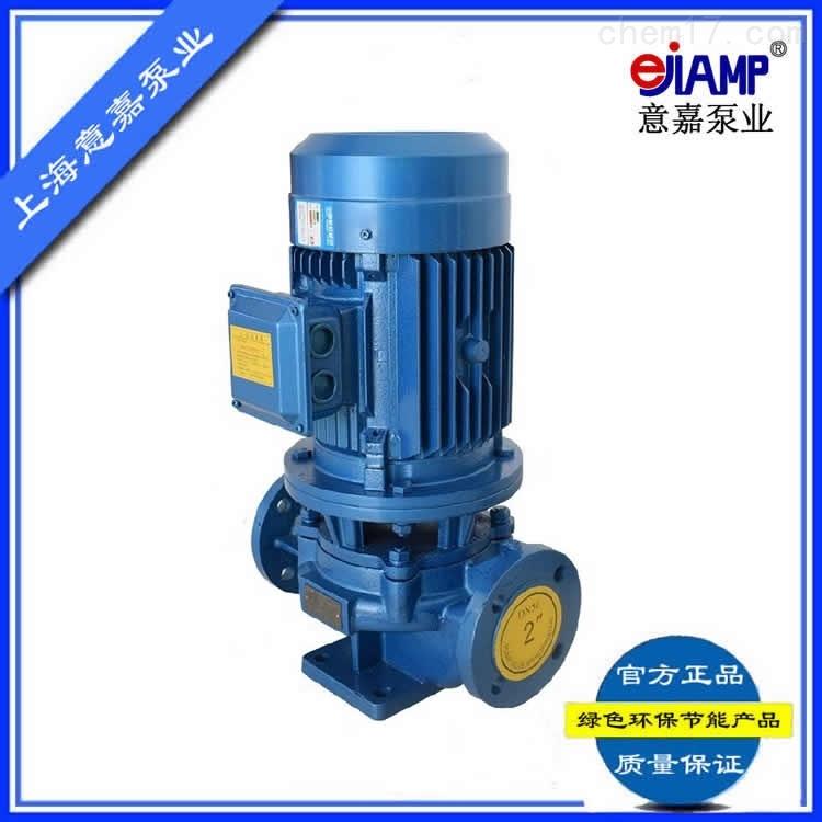 IRG热水立式管道泵