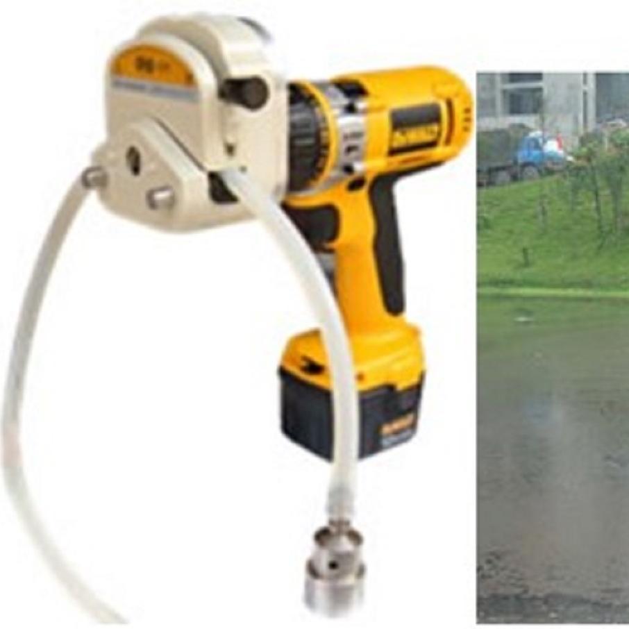 新型手持式水质采样泵