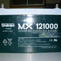 MX121000友联蓄电池批发