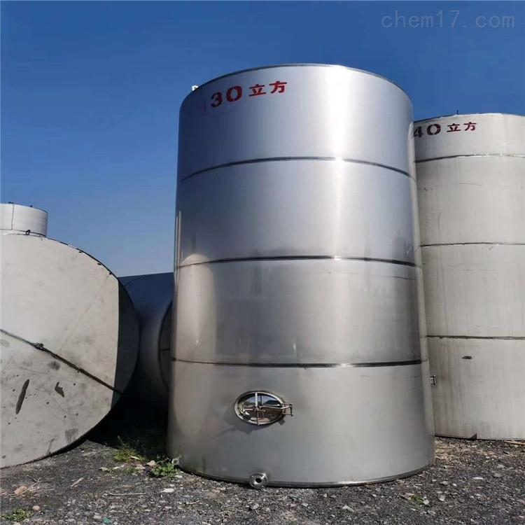 供应二手不锈钢甲醇储罐