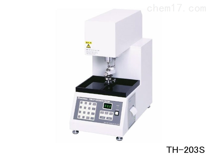 日本富山产业toyamas片剂断裂强度测定装置