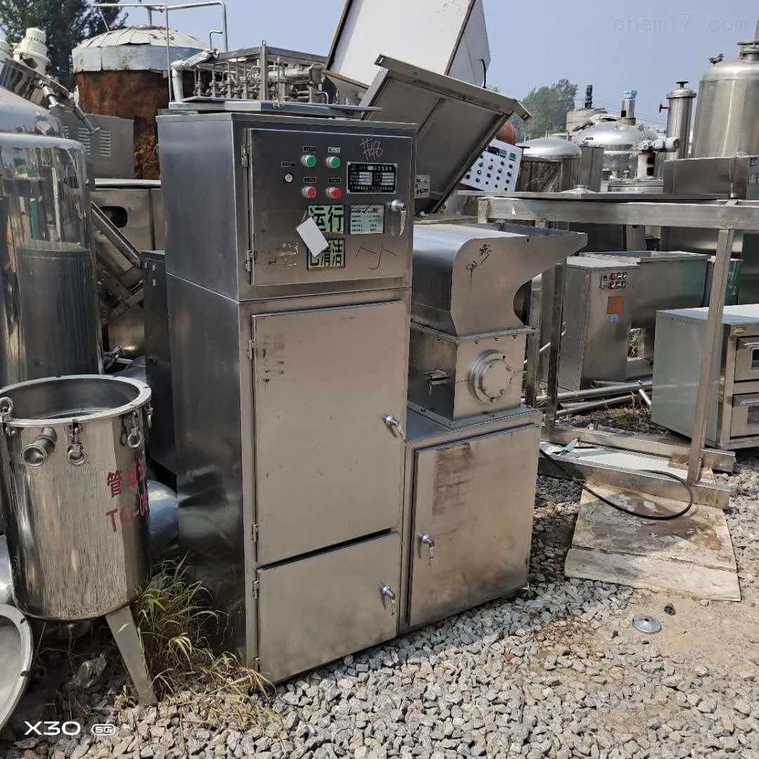 本厂常年出售二手食品破碎机