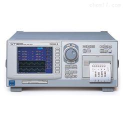 横河WT1600功率计分析仪
