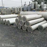 大小不限公司高价回收不锈钢冷凝器