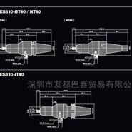 日本NSK电主轴HES810-IT40现货