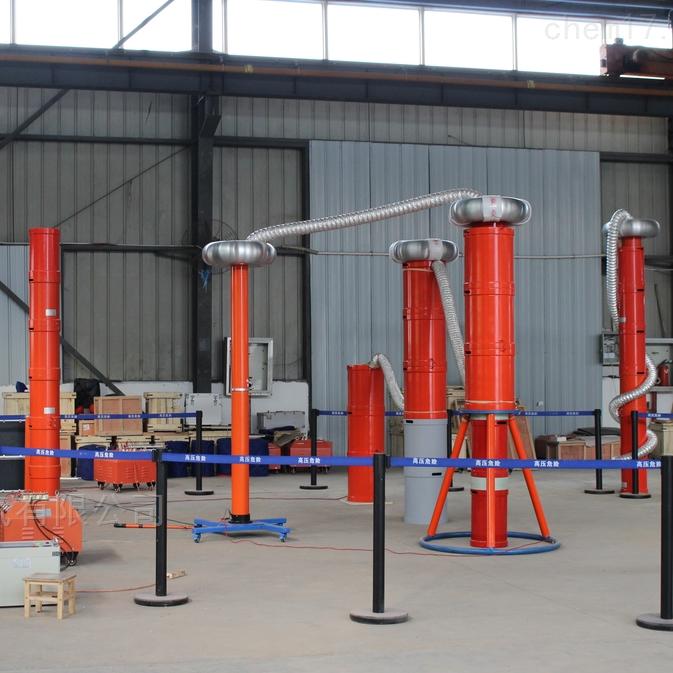 承试资质升级串联谐振耐压试验装置