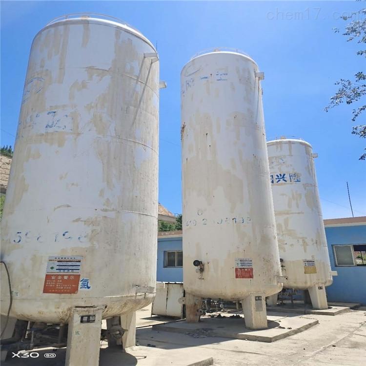 常年出售 回收二手立式液氧储罐