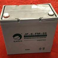 12V55AH劲博蓄电池JP-6-FM-55销售