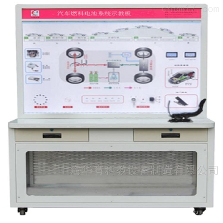 电动汽车动力系统示教板