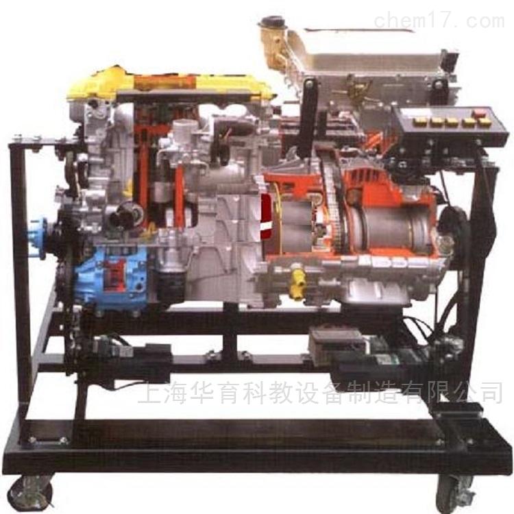 混合动力驱动装置解剖展示台