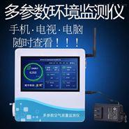 多参数环境检测仪 在线负离子环境监测终端
