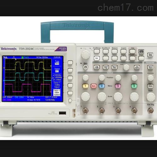 TDS2001C 数字示波器