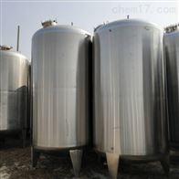 出售二手大型小型304卫生级不锈钢储罐