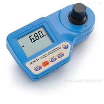 哈納 HI96734餘氯總氯測定儀
