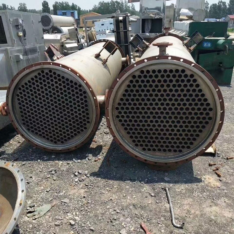 收购二手列管式冷凝器