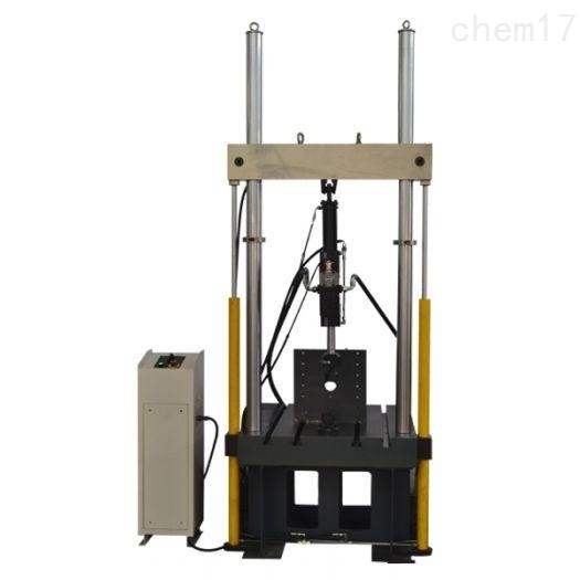 电液伺服混凝土轨枕静载疲劳试验机
