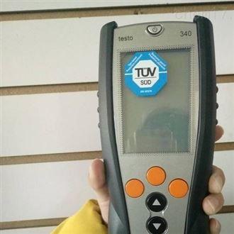 德图testo 340 - 工业烟气分析仪