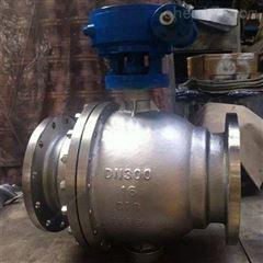Q347H-16P-300不锈钢固定式球阀300