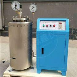水泥安定性试验用压蒸釜使用说明